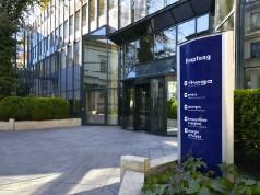 Geschäftsstelle Thüga in München