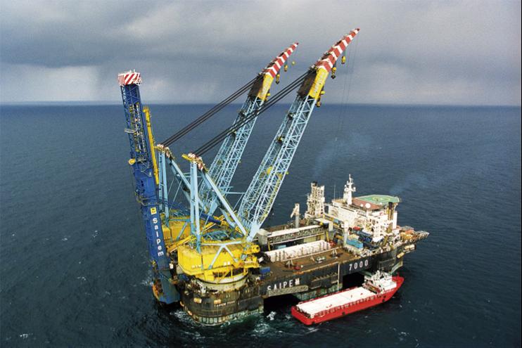 Baustart von Turkish Stream mit Risiko