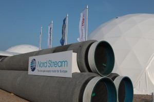 Gazprom plant mit Partnern Nord Stream 2