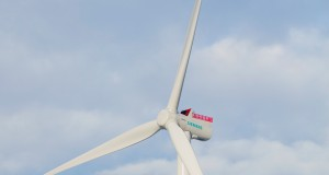 Gleich zwei Prototypen sind im dänischen Østerild im Einsatz, um die umfassenden Produkttests vor dem Serienstart zu absolvieren.. Sie sind für Windpark Hohe See in Serie geplant.