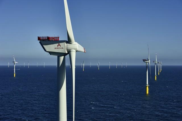 Trianel baut mit Partner EWE den zweiten Offshore-Windpark Borkum.