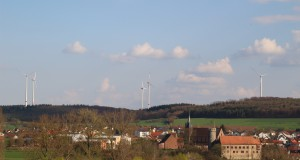 Kommunale Zusammenarbeit beim ersten Windpark der Thüga Erneuerbare Energien und dem Stadtwerk Tauberfranken