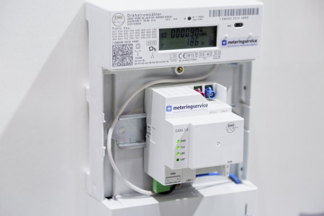 Thüga liefert dazu die Smart Meter Software.