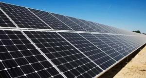 Jordanien baut Solarstrom aus.