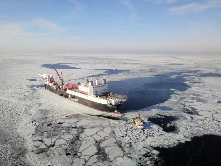 Konjunktur für Gasleitungen in der Ostsee