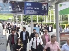 Die Energiemesse the smarter e Europe umfasst die komplette Energiewelt.