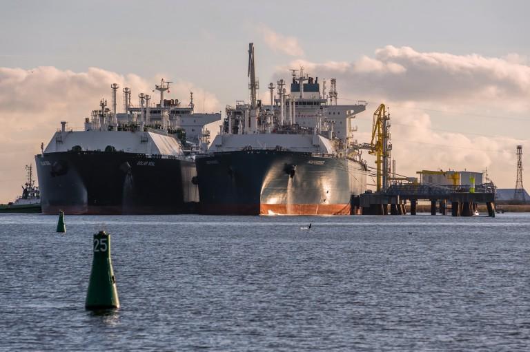 Erster LNG-Tanker in Litauen aus den USA