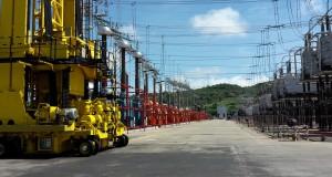 Siemens überholt HGÜ-Transformatoren in Mosambik.