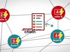 Energiehandel mit Blockchain bietet enerchain von Ponton.