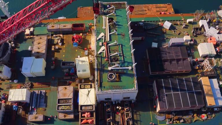 Russische Schwarzmeergasleitung im Plan