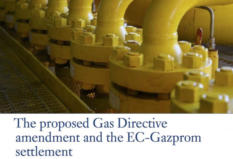 Einigung mit Gazprom fördert EU-Gasmarkt