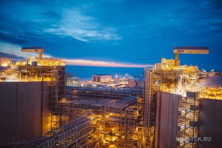 Speicherung von LNG im Rostocker Hafen