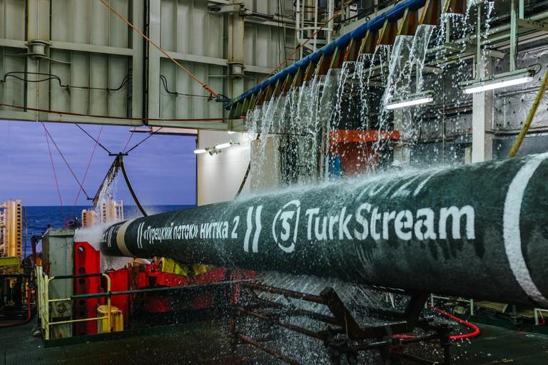 Russische Schwarzmeergasleitung folgt South-Stream