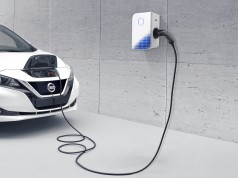 Smarte Wallbox von Nissan