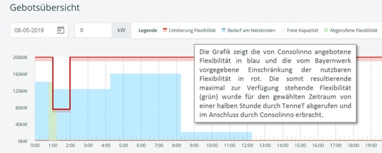 Maßnahmen gegen Risiken im deutschen Stromnetz