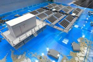 Schwimmende Solarstromanlagen sind im Trend