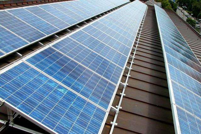 Photovoltaik-Potenzial auf Münchner Dächern