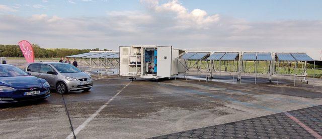 Mobile Stromversorgung jetzt am Markt